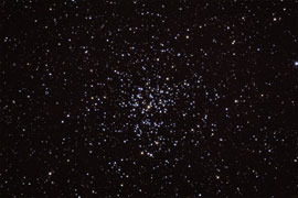 Messier 37: An Open Star Cluster in Auriga