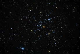 Messier 41: An Open Star Cluster in Canis Major