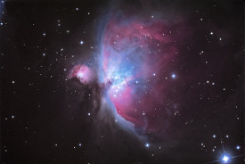 Messier 42: The Orion Nebula